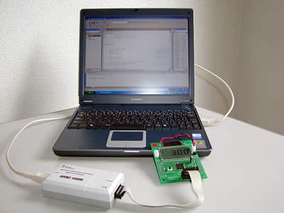 MSP430F評価ボードVMSP430-F47177