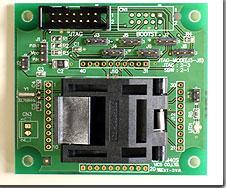 MSP430 開発/評価ソケットボード(VMSP430-40SOCKET)