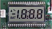 MSP430F評価ボードVMSP430-F47177 全LCD点等モード