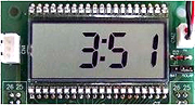 MSP430F評価ボードVMSP430-F47177 カウンタモード