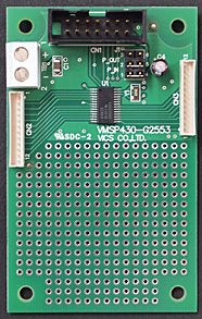 MSP430-VMSP430-G2553