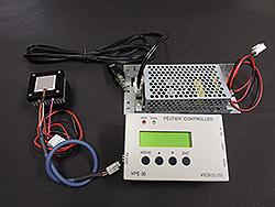 ペルチェ温度コントローラセットVPE-35-5-20SS