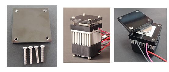 電子冷却ユニットSLVPU20固定版セット