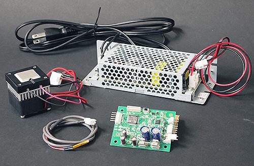 ペルチェ温度コントローラセット「VEC20-5-20SS」