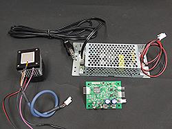 ペルチェ温度コントローラセットVEC20-5-20TS