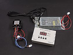 ペルチェ温度コントローラセットVPE20-5-20SS