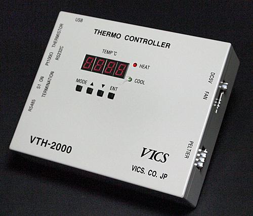 ペルチェ温度コントローラVTH-2000