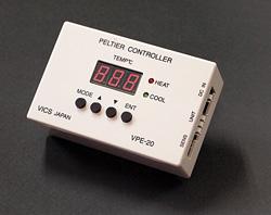 ペルチェ温度コントローラVPE-20