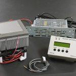 ペルチェ温度コントローラ VPE35-12-40S