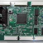 MSP430F5438A開発ボード