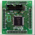 MSP430ベースボードVMSP430-H4619