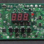 ペルチェコントローラ組込みボードタイプVEC-20A