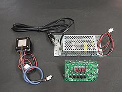 ペルチェ温度コントローラセットVEC20A-5-20SS