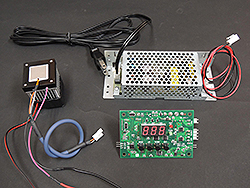 ペルチェ温度コントローラセットVEC20A-5-20TS
