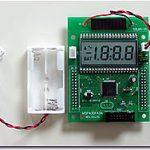 MSP430F開発ボード:MSP430F436IPN