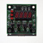 ペルチェコントローラ機器組込み用ボードタイプVEC-LED