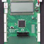 MSP430F評価ボード(ソーラーパネル付き:VMSP430-F47177)