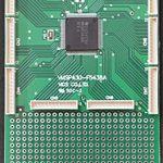 MSP430ベースボード(評価ボード)VMSP430-F5438A