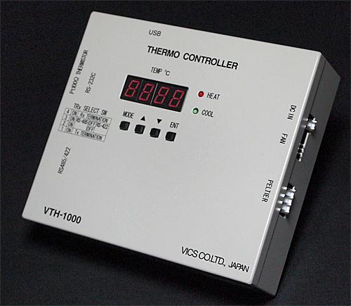ペルチェ温度コントローラVTH-1000