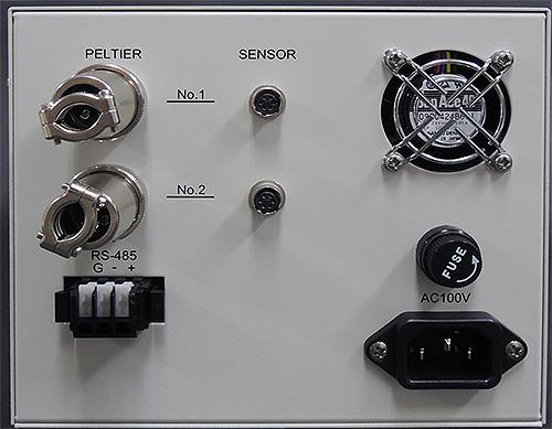 ペルチェ温度コントローラVTH-5000