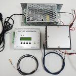 ペルチェ温度コントローラセットVTH1.8K-70S(冷却加熱兼用プレート・クールプレート)