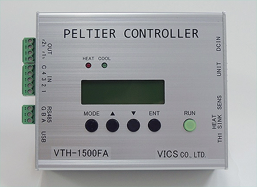 温度コントローラVTH-1500FA
