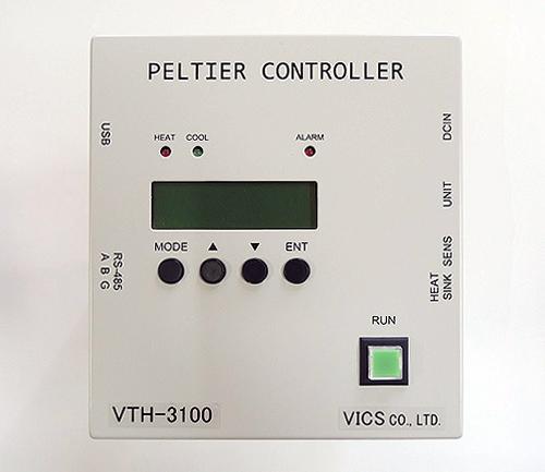 ペルチェ温度コントローラVTH-3100