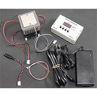 ペルチェ温度コントローラセット(冷却加熱兼用プレート)のイメージ