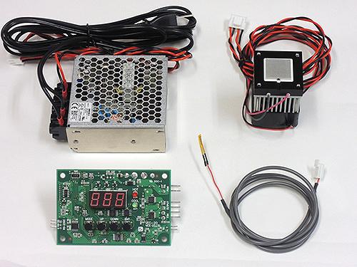 ペルチェ温度コントローラVEC20A-5-20TS