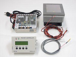 ペルチェ温度コントローラVPE35-12-40S