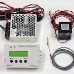 ペルチェ温度コントローラVPE35-5-20SS